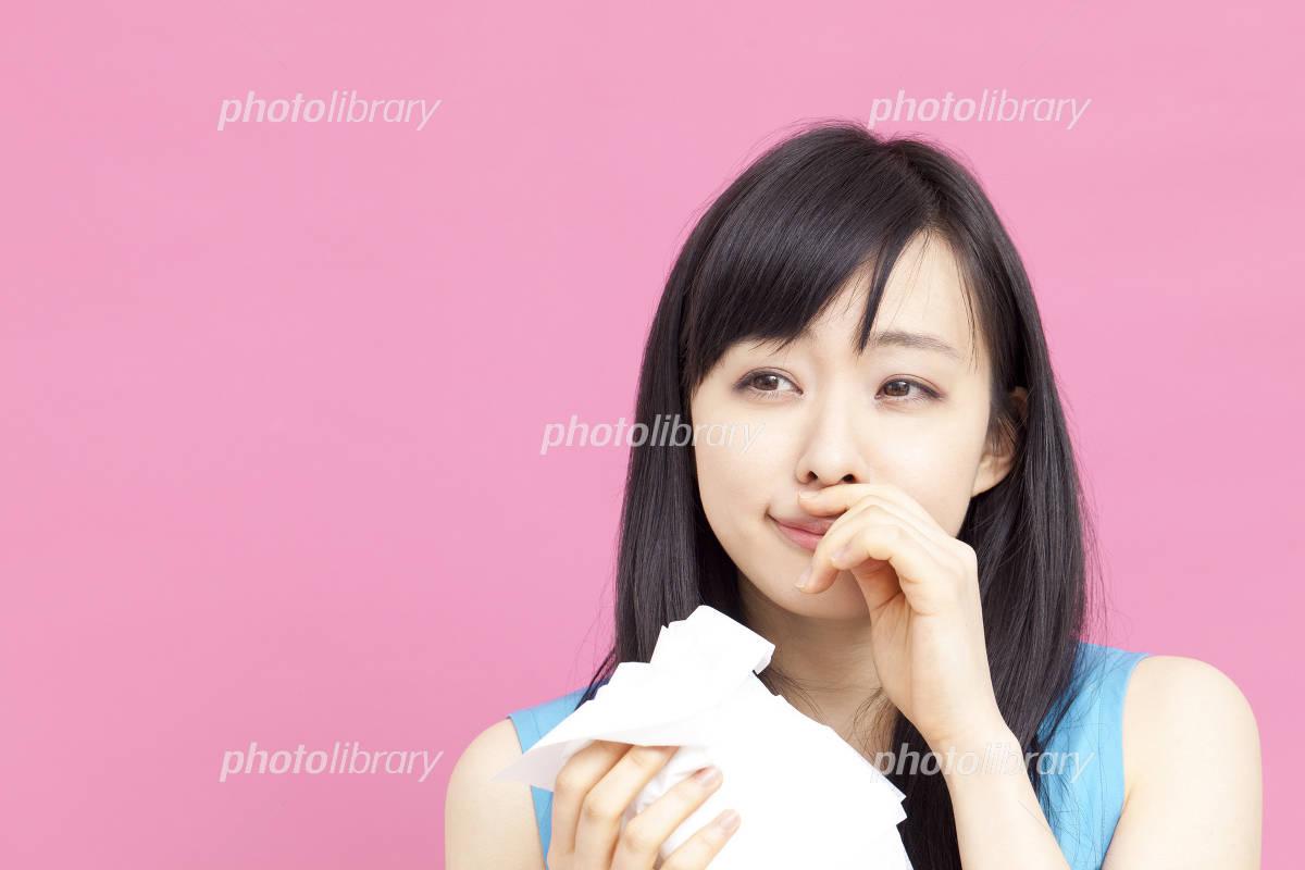 Hay fever Photo