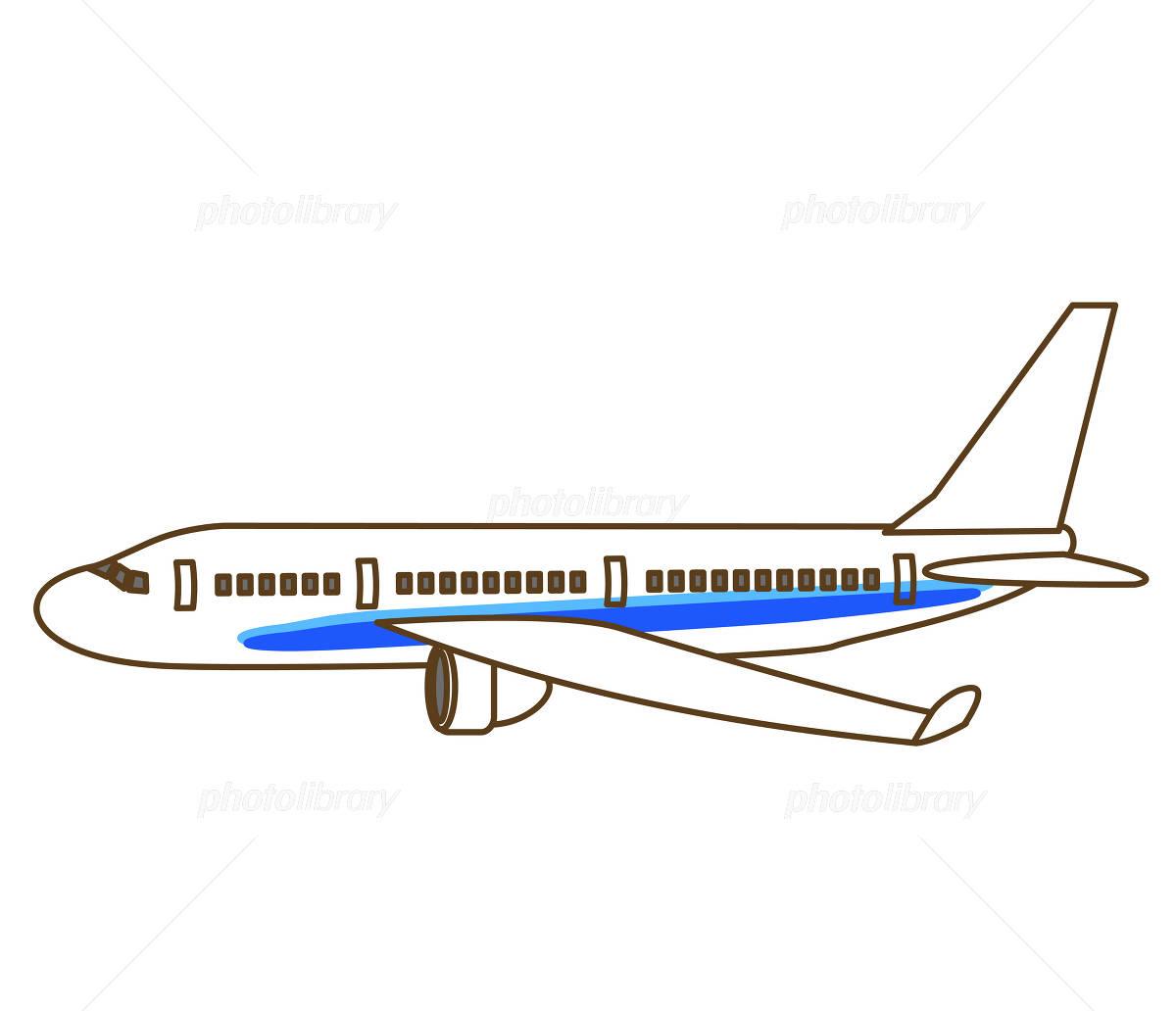 飛行機 イラスト素材 1798105 フォトライブラリー Photolibrary