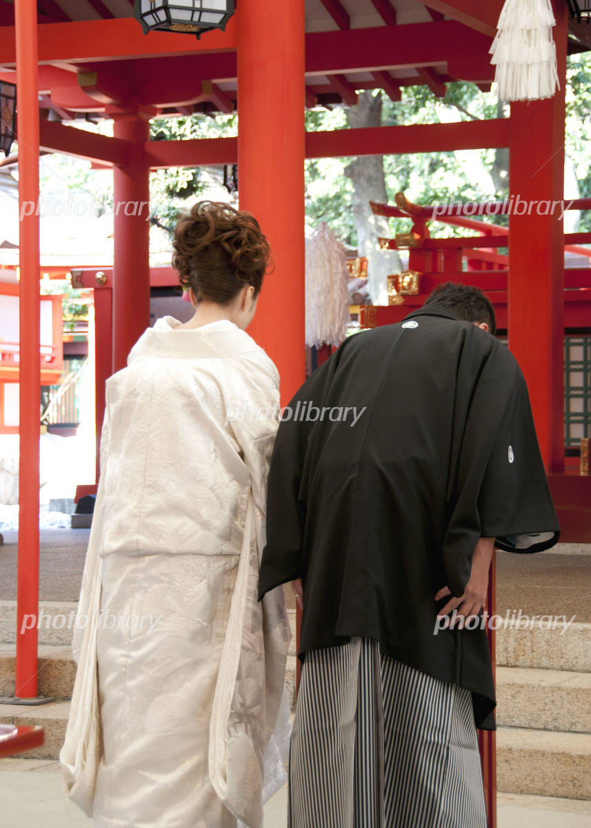 Shinto-style weddings Photo