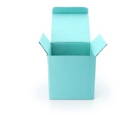 Light blue box Stock photo [1789453] Box