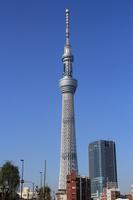 Tokyo Sky Tree Stock photo [1796103] Sky