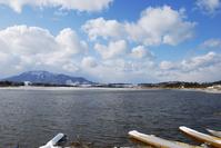Winter of Sakata and Kakudayama Stock photo [1797204] Lake