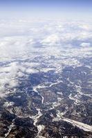 Iwate make myself understood Lake Aerial Stock photo [1798017] Iwate