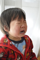 Children's crying face Stock photo [1799151] Crying