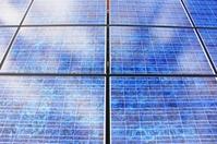 Close-up of solar panels Stock photo [1800040] Solar