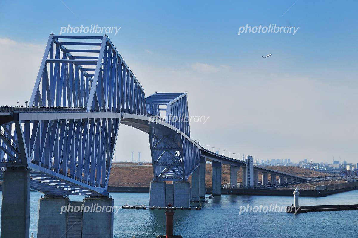 Tokyo Gate Bridge Photo
