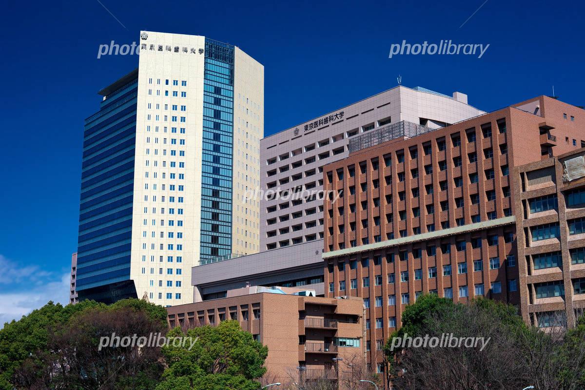 Tokyo Medical and Dental University Photo