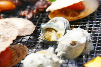 Seafood barbecue Stock photo [1893975] Barbecue