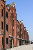 Yokohama Red Brick Warehouse Stock photo [1896797] Kanagawa