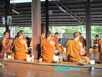 Thai monk Stock photo [1902164] Breakfast