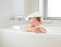 Boy to bathe Stock photo [1904097] Boy