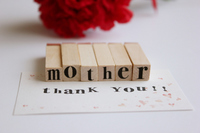 Message of Mother's Day Stock photo [1904390] Mother's