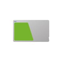 Illustrations of electronic money corresponding card stock photo