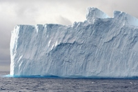 Huge iceberg in Antarctica Stock photo [1909226] Antarctic