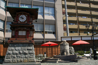 Dogo Onsen Hojo Garden Stock photo [1909453] Dogo