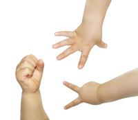 The hands of children Stock photo [2004749] Hand