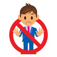 Businessman illustrations ban Ban