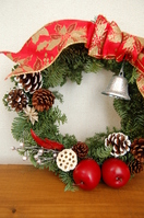 Christmas wreath Stock photo [2016132] Christmas