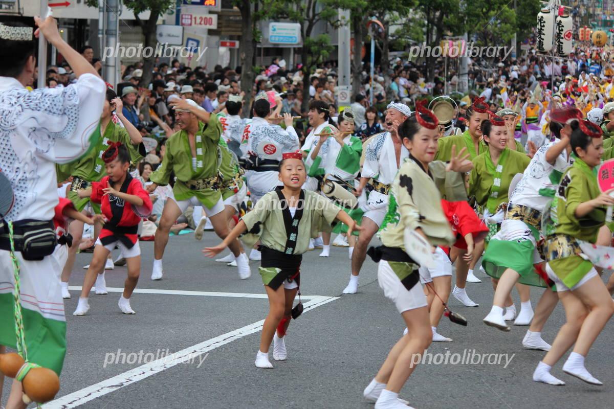 Awa dance of Koenji Photo