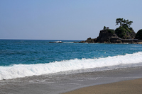 Katsura Beach Stock photo [2113392] Katsura