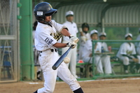 Batting Stock photo [2114182] Baseball