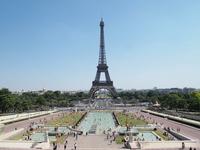 Eiffel Tower Stock photo [2115320] Eiffel