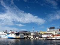 Vladivostok harbor Stock photo [2115899] Vladivostok