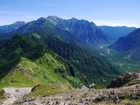 I hope Hotaka mountain range and Kamikochi Stock photo [2117544] Mount
