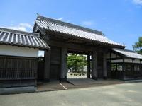 Gate of Tokushima Castle eagle Stock photo [2118924] Tokushima