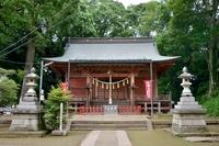 三芳野神社 本殿