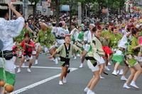 Awa dance of Koenji Stock photo [2121264] Awa
