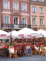 Polish street corner Stock photo [2122455] Europe