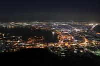 Night view from Mount Hakodate Stock photo [2122779] Hakodate