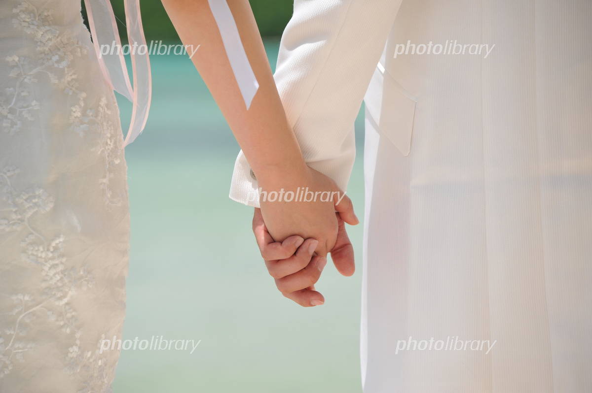 Hold hands Photo