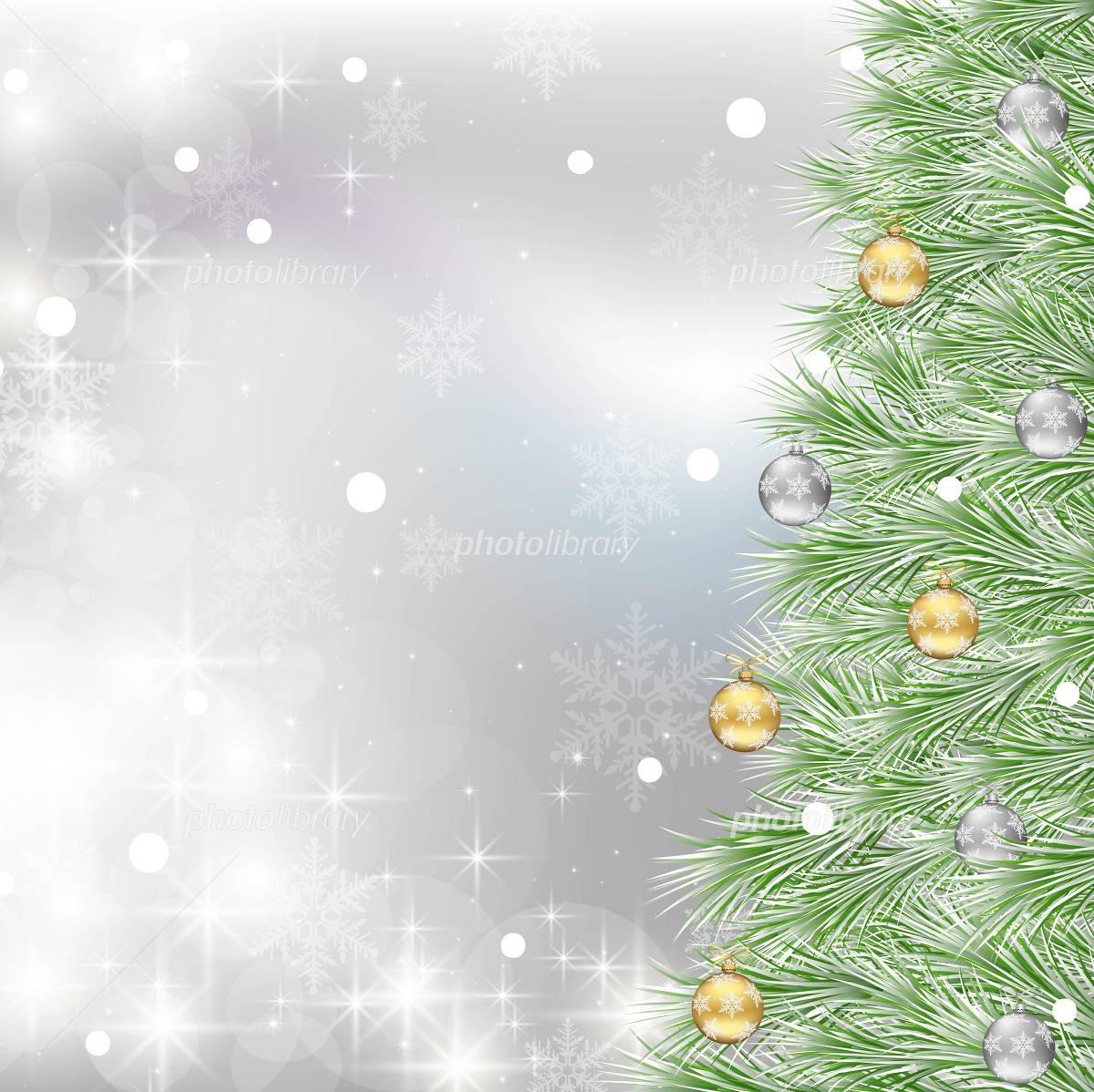 ホワイトクリスマス イラスト素材 [ 2227730 ] - フォトライブラリー ...