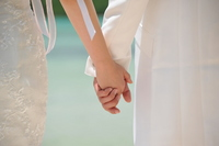 Hold hands Stock photo [2216001] Hand