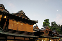 Dogo Onsen main building Stock photo [2216420] Dogo