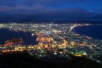 Hakodate at night Stock photo [2218184] Hakodate
