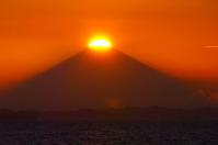 Diamond Fuji Stock photo [2219544] Sunrise