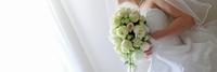 Bride with a bouquet Stock photo [2222062] Bouquet