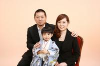 3-year-old seven hundred fifty-three family photos Stock photo [2224332] Seven-Five-Three