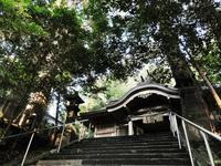 Takachiho Kushifuru shrine Stock photo [2227550] Kushifuru