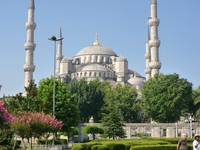 Turkey Blue Mosque Stock photo [2228406] Blue