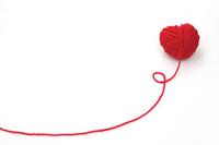 Yarn of Heart Stock photo [2228941] Hart
