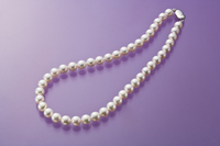 Pearl Necklace Stock photo [2230923] Pearl