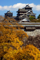 Kumamoto Castle Stock photo [2230946] City