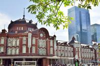Tokyo station Stock photo [2231240] Tokyo
