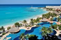 Cancun sea and pool Stock photo [2231558] Cancun