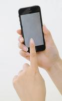 Hand to manipulate the smartphone Stock photo [2232505] Smartphone