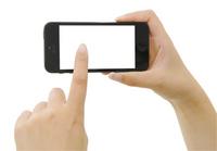 Hand to manipulate the smartphone Stock photo [2232514] Smartphone